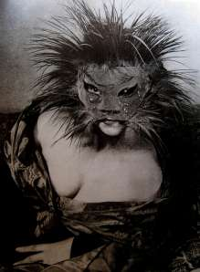 Mask by Leonor Fini