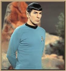 Original Spock--accept no substitutes.