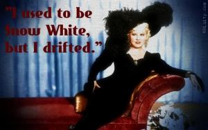 Mae West Drifted