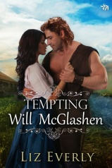 Tempting Will McGlashen by Liz Everly - 500