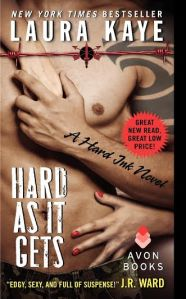 Book 1 --Laura's writes smokin' hot dudes.
