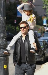 hugh and kid