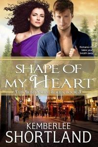 Shape Of My Heart by Kemberlee Shortland - 500