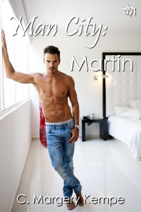 CMK has moved from fairy tale to contemporary.  Check out her latest M/M.