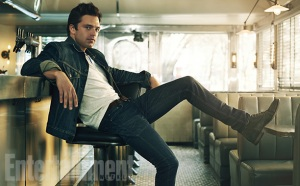 Meanwhile, Sebastian Stan is HOT.