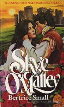 Skye O'Malley book cover