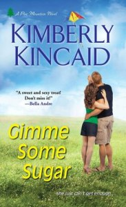 Not sad, but mad.  Kincaid's book has a heroine getting over her asshat ex.