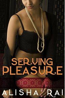 Serving Pleasure Cover