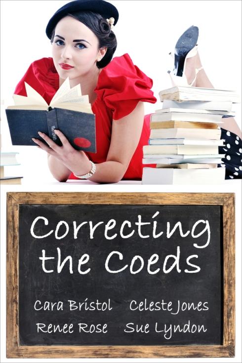 Correcting the Coeds - Final Medium 600X900