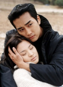 Song Seung-heon is crazy beautiful. He and Henry can share the crown.
