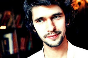 Toby is Ben Whishaw cute