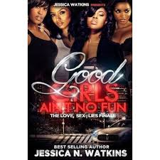 Jessica Watkins is a force in urban lit. Click to buy!