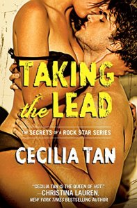 Hey, it's Cecilia Tan! We had her on our blog -- very sexy cover.