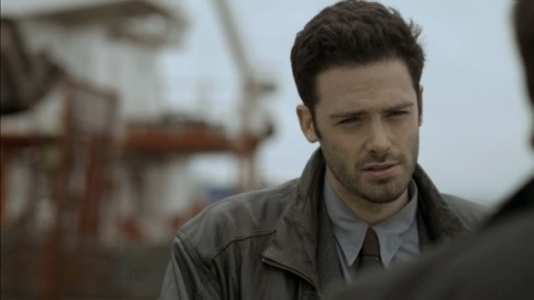 Joe is such a good guy, a family man, and Vera often puts his looks to use when questioning suspects and witnesses.
