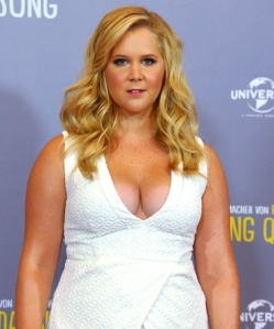 Actress Amy Schumer attends a Photocall for > Dating Queen <at the Hotel Ritz Carlton in Berlin/picture alliance Photo by: Eventpress Herrmann/picture-alliance/dpa/AP Images