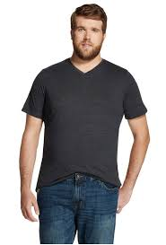 Target's first Big and Tall male model.