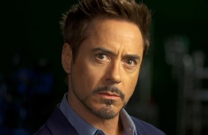 Looking like a billion dollars as Tony Stark, RDJ is older, smarter, stronger ... better.