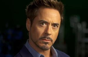 Looking like a billion dollars as Tony Stark, RDJ is older, smarter, stronger ... better.
